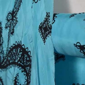 What is Silk Satin Fabric
