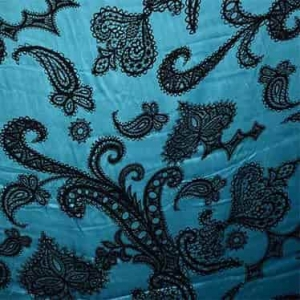 What is silk charmeuse fabric